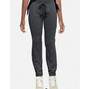 Justice Other - *NEW* JUSTICE Embellish Jogger Sweatpants Girls 10