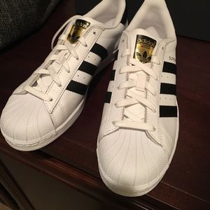 Adidas Shoes - Adidas superstar size 7.5 brand new!!