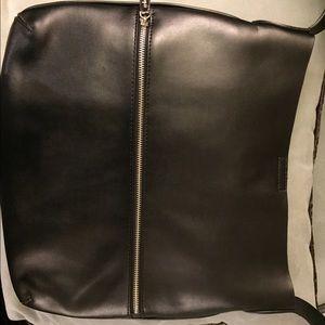 Co-Lab Leather Satchel Purse