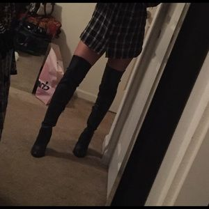 Forever 21 Shoes - Over the knee boots