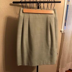 """Briggs New York Dresses & Skirts - Skirt lined 20 3/4"""" in length"""