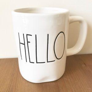 Rae Dunn Other - Rae Dunn Hello Mug