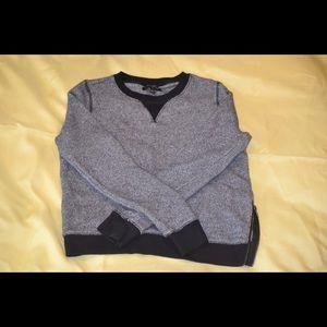 Banana Republic Sweaters - Banana Republic XS casual sweater w/ side zip
