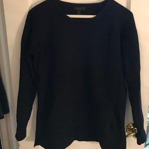 J. Crew Sweaters - J Crew tunic sweater with pockets
