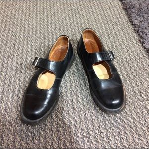 Dr. Martens Shoes - Dr. Martens Mary Janes