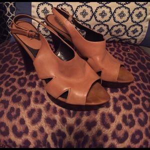 ana Shoes - Ana leather sandals 8.5