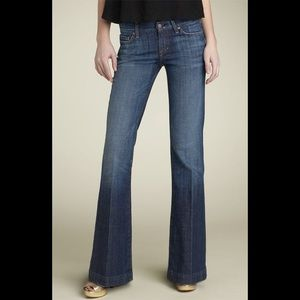 Citizens of Humanity Denim - 🆕Faye #003 low waist full leg stretch jeans