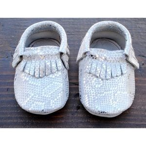Other - Genuine Leather Baby Moccasins