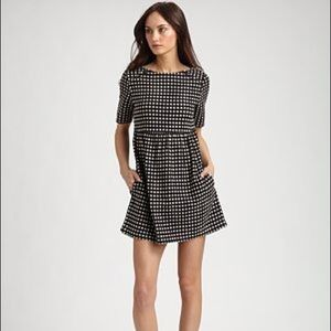 ace & jig Dresses & Skirts - ace and jig polka dot mini dress