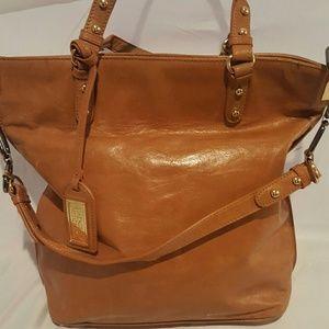 Badgley Mischka Handbags - Badgley Mischka Large leather purse