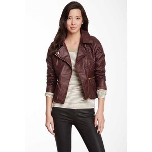Steve Madden Faux Leather Jacket