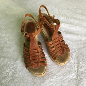 Sbicca Shoes - Sbicca Wedge Shoes - Size 7