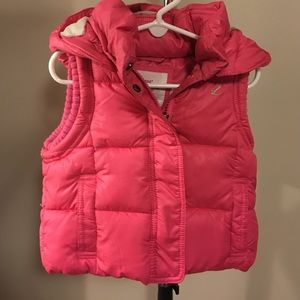 H&M Other - Pink Puffy H&M Vest