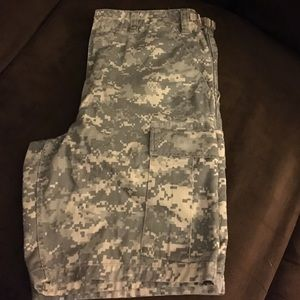 Other - Army Combat shorts by Hunter Stars