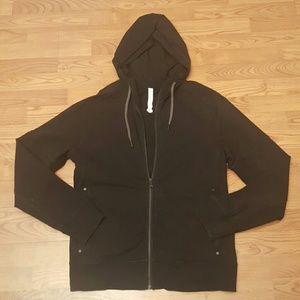 lululemon athletica Other - Lululemon size L running jacket with hood (mens)