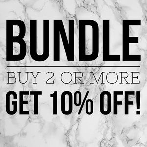 Other - Buy 2+ Items for 10% Off!