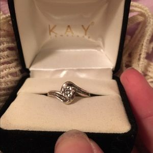 Kay Jewelers Jewelry - KAY Diamond promise / engagement ring