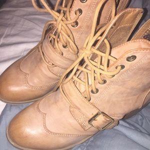 MIA Shoes - Boots