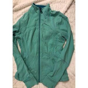 lululemon athletica Jackets & Blazers - Lululemon Mint Green Define Jacket