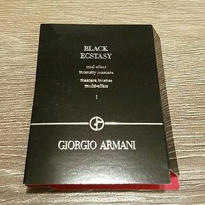Giorgio Armani Other - MORE RDUCED NWT Armani Black Ecstasy mascara