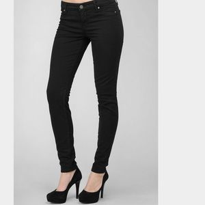 Rich & Skinny Denim - Rich & Skinny Black Skinny Jeans