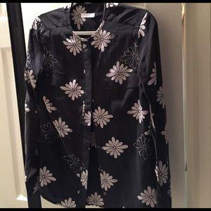 Equipment Tops - Nwt 100% silk soft blouse not shear