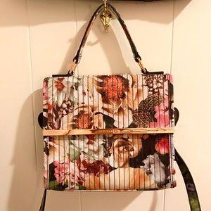 Ted Baker Handbags - Ted Baker floral satchel