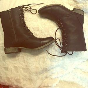 MIA Shoes - Combat boots