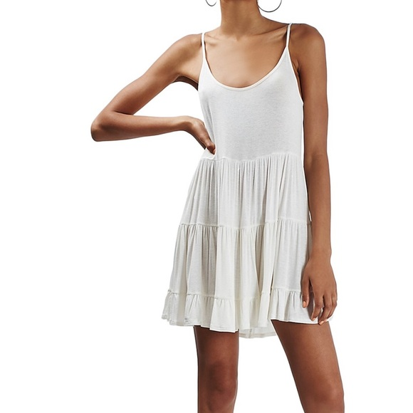 1dca94a79356 Topshop Tiered Open Back Sundress