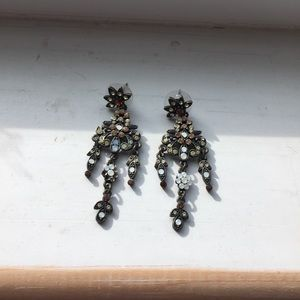 Jewelry - lovely Cinderella crystal earrings