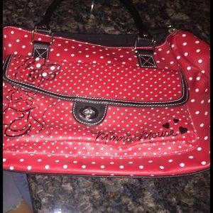 Cute Minnie mouse purse
