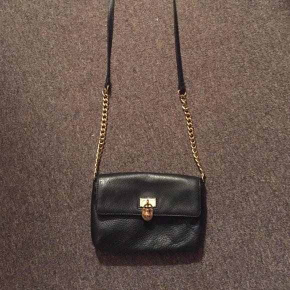 66debcfcbbc Calvin Klein Bags | Crossbody With Lock | Poshmark