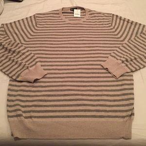 J. Crew Other - Men's Striped J. Crew Sweater