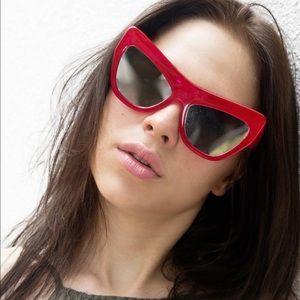 Le Specs Accessories - NEW w/o tags! Adam Selman x Le Specs Sunglasses