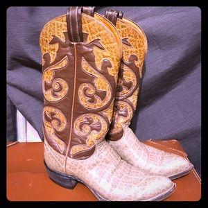 Tony Lama Shoes - Vintage Tony Lama Boots