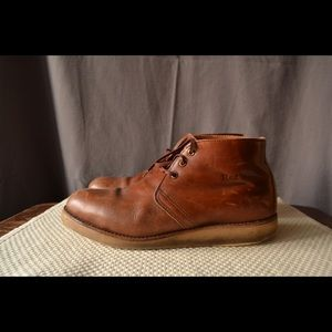 Red Wing Shoes Other - Gorgeous Vintage Red Wings Shoes Leather Chukkas