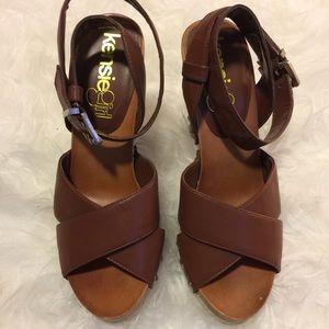 Kensie Girl Shoes - Kensie Girl wedges