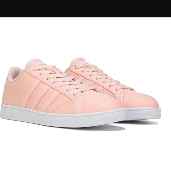 le adidas neo basale scarpe rosa poshmark