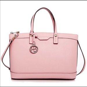 henri bendel Handbags - HENRI BENDEL HANDBAG IN THE RAREST- Pale Pink