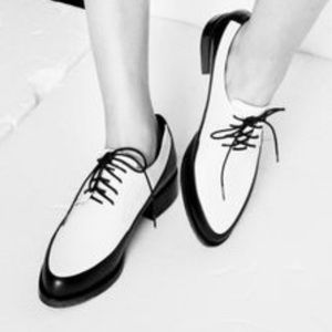 Other Stories Oxford Lace Up Shoes