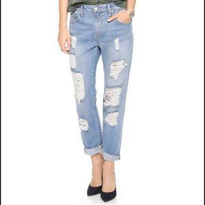 Lovers + Friends Denim - NEW Lovers + Friends Jeremy Jeans Size 24