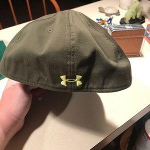 Under Armour Accessories - Men s Under Armour Flex Fit Camo  Neon Yellow Hat c9ca095871b