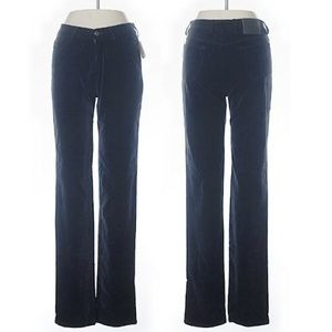 Iceberg Denim - Italian Velvet Skinny Jeans from Nieman Marcus
