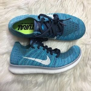 Nike Shoes - ⚡MAKE A OFFER⚡ Nike Free RN Flyknit