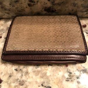 Coach Other - Men's coach wallet authentic