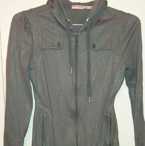 Juicy Couture Jackets & Blazers - Women's Gray Juicy Couture Jack