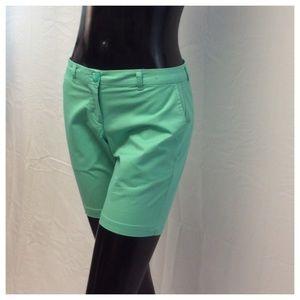 Dorothy Perkins Pants - DOROTHY PERKINS Minty Green Ladies Shorts