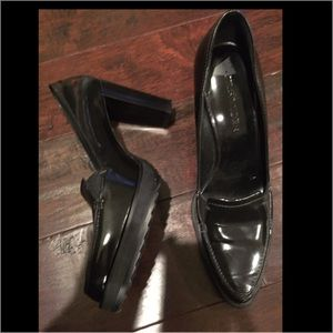 Jil Sander Shoes - Gently Loved Jil Sander Black Leather Loafers