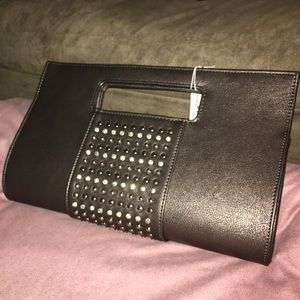Handbags - NWT Studded Clutch