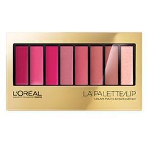 L'Oreal Other - L'Oreal La Palette Lip Color, Pink 01